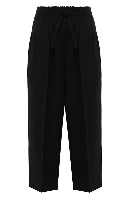 Купить Шерстяные брюки Haider Ackermann, 193-5406-148, Румыния, Черный, Шерсть: 100%;