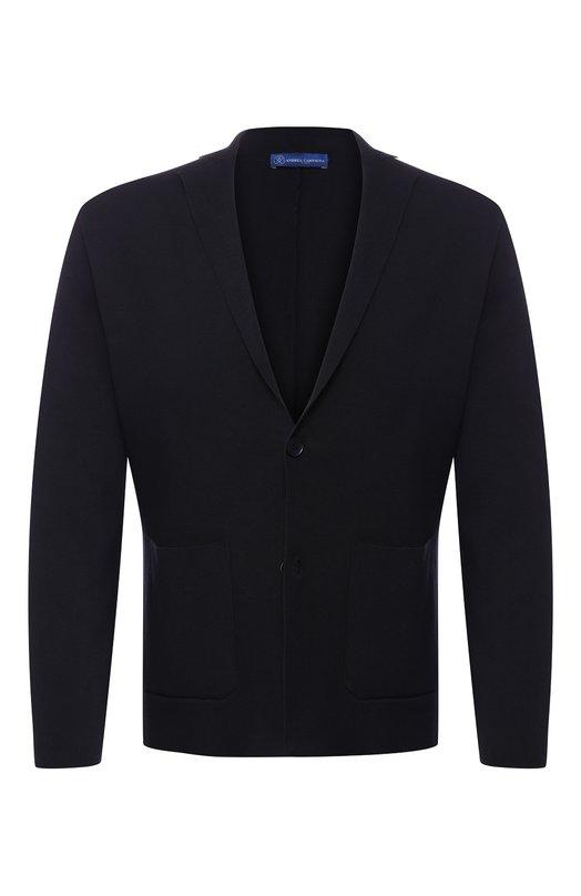 Хлопковый пиджак Andrea Campagna