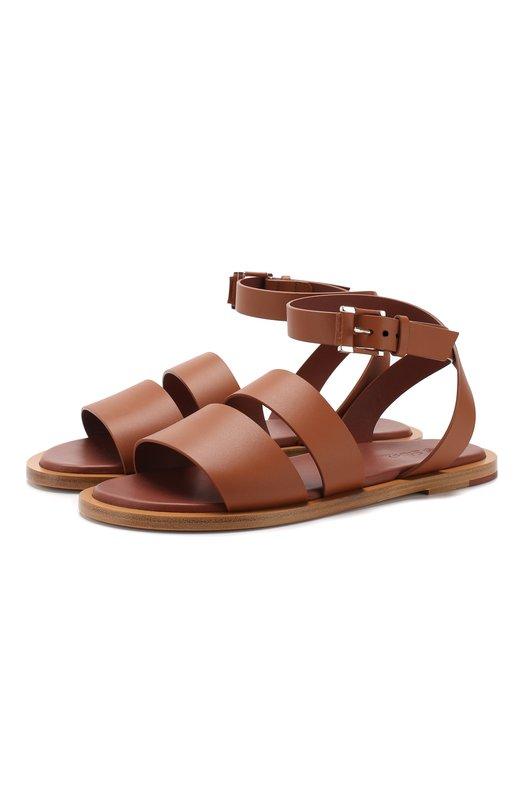 Кожаные сандалии Thirasia Loro Piana
