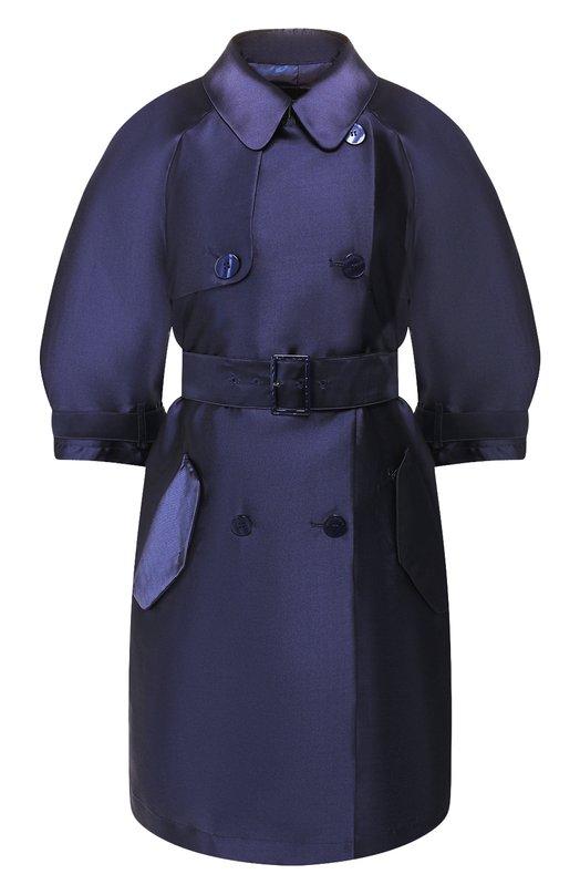 Пальто с поясом Emporio Armani Emporio Armani