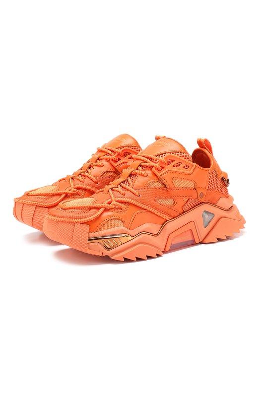Комбинированные кроссовки CALVIN KLEIN 205W39NYC CALVIN KLEIN 205W39NYC