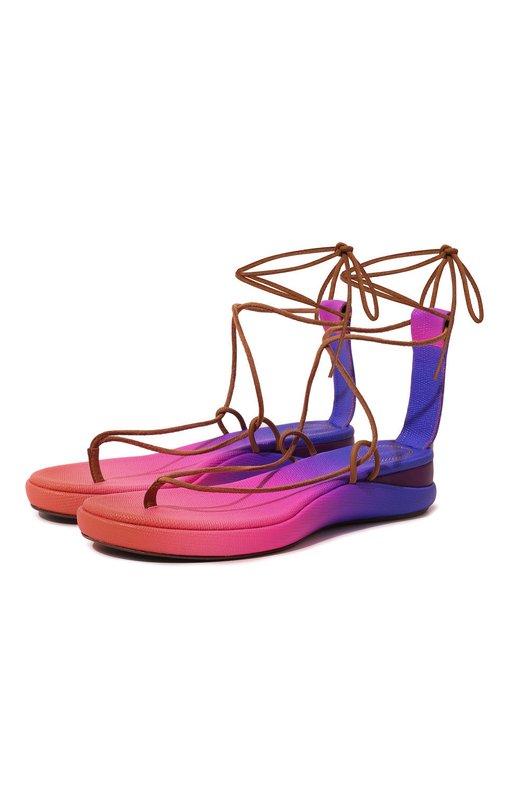 Текстильные сандалии Wave Chloé Chloe
