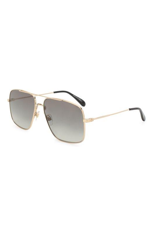 Купить Солнцезащитные очки Givenchy, 7119 J5G, Италия, Серый, Оправа-металл; Линзы-поликарбонат;