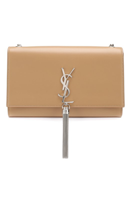 Купить Сумка Monogram Kate medium Saint Laurent, 354119/C150N, Италия, Темно-бежевый, Кожа натуральная: 100%;