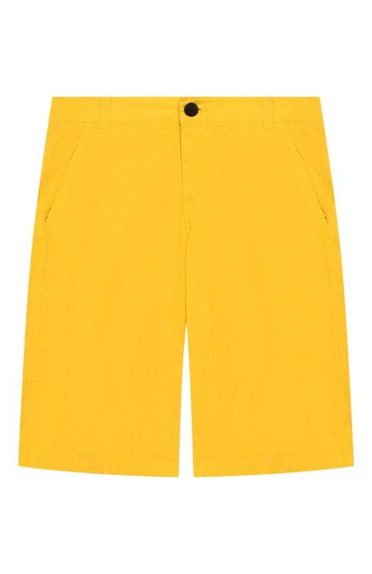 Хлопковые шорты Fendi