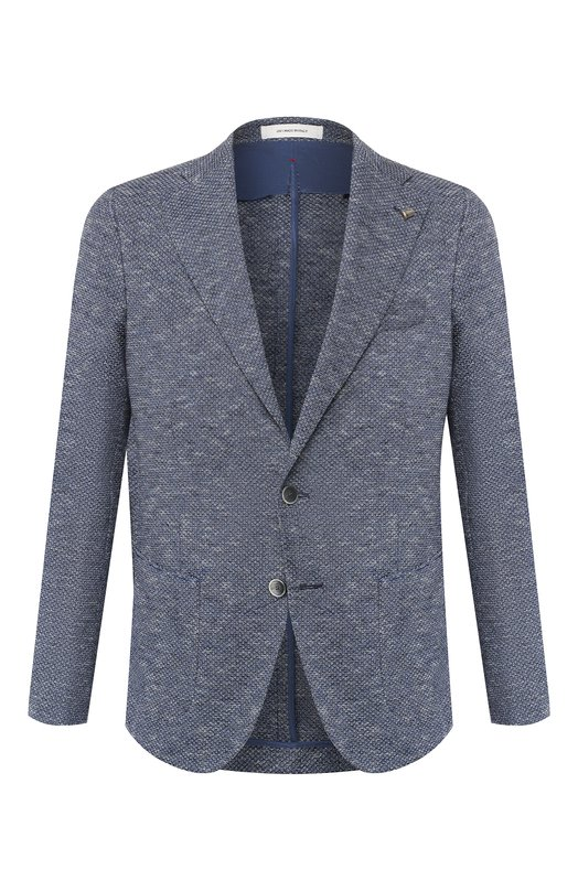 Хлопковый пиджак Sartoria Latorre
