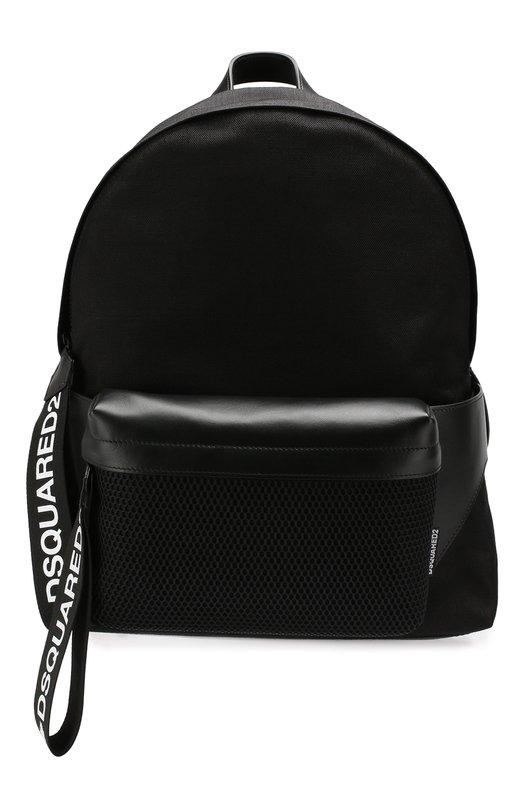 Комбинированный рюкзак Dsquared2