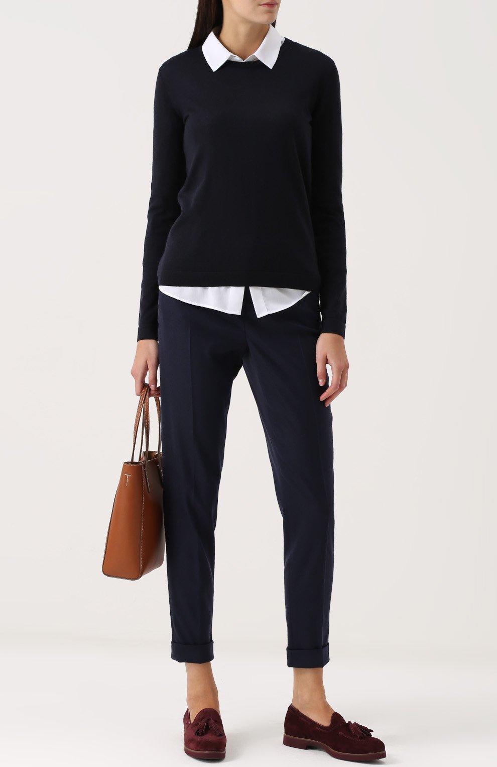 Купить кашемировые брюки