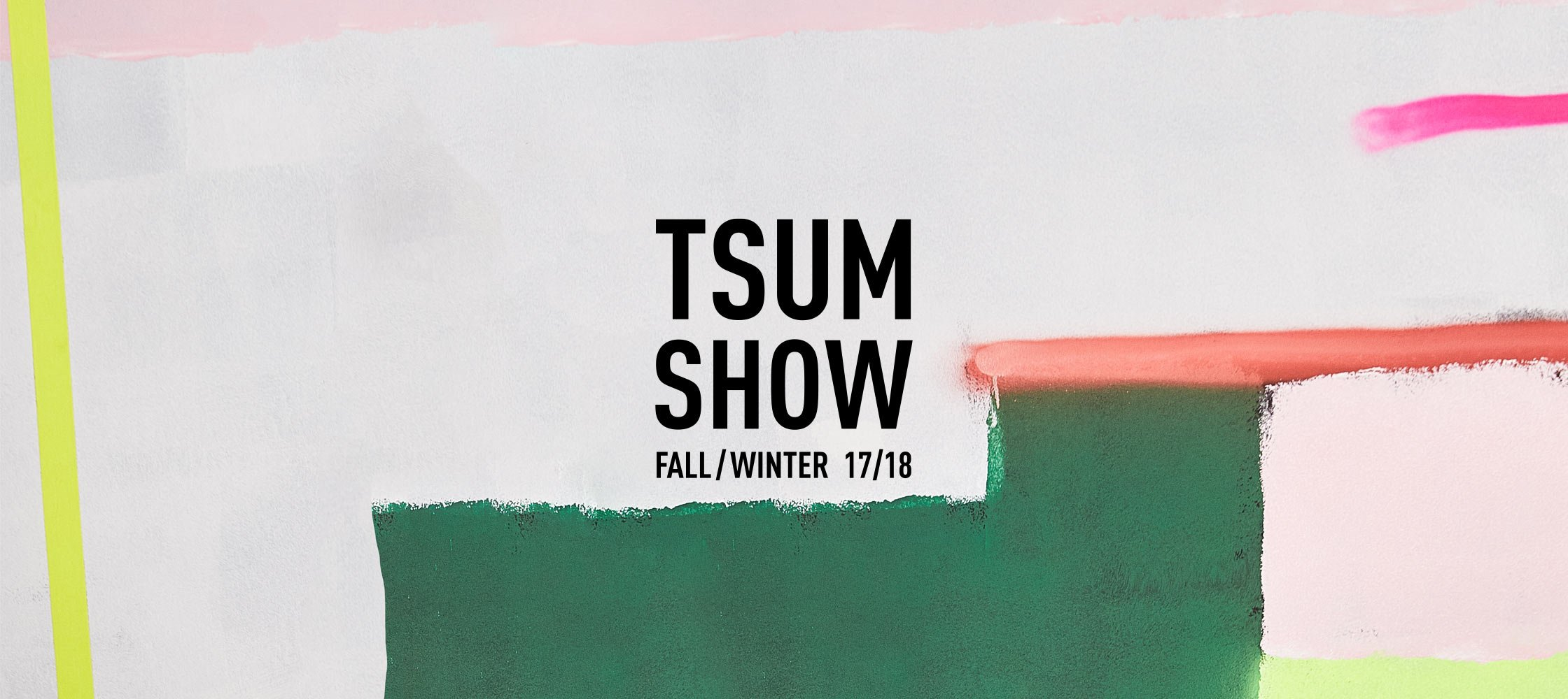 TSUM Fashion Show