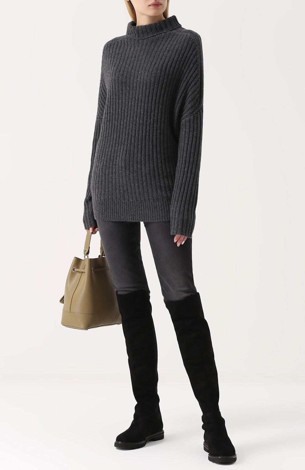 Пуловер Из Кашемира