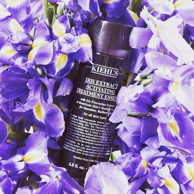 Эссенция с экстрактом ириса Iris Extract Activating Treatment, Kiehl's