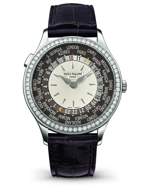 Patek Philippe World Time Ref. 7130