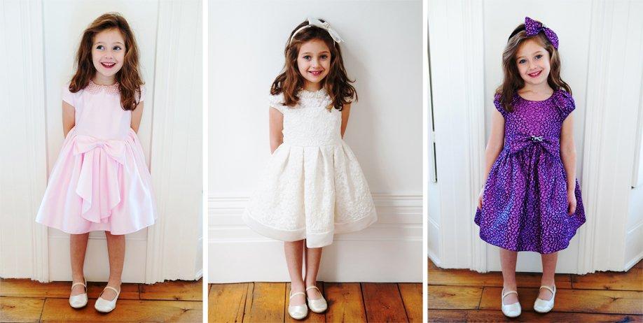 Детские коллекции платья