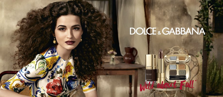 Dolce&Gabbana Make Up без ума от осени!