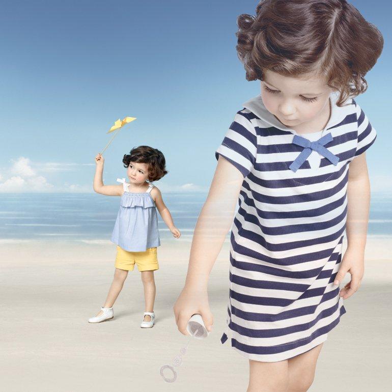 Детская летняя одежда 1 год фото отделка
