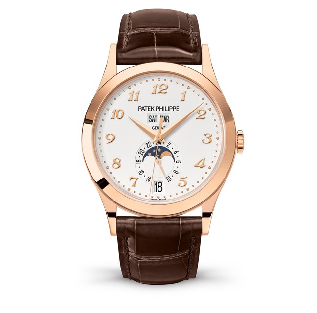 Часы Patek Philippe Men Complications Ref. 5396