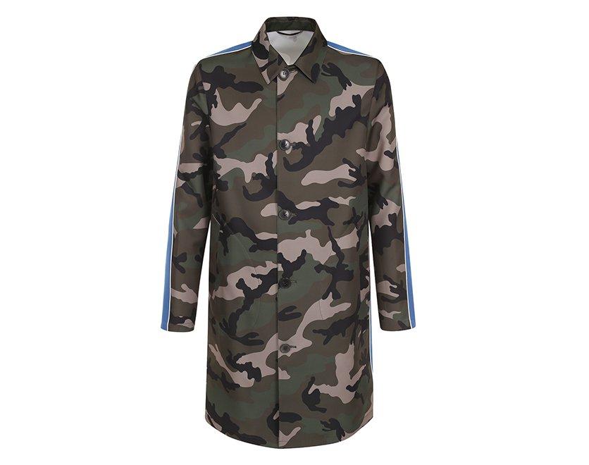 7 первых покупок сезона  Двубортный пиджак Burberry, Однобортное ... ec59c547da8